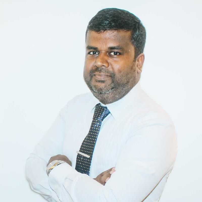 S.A. Dilantha Thushara Subasinghe