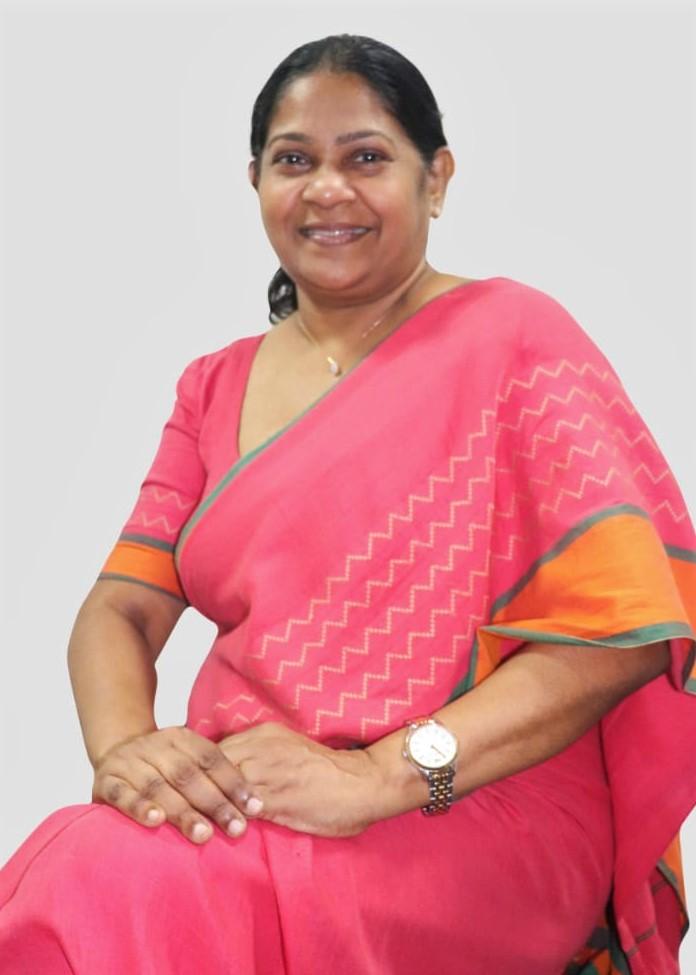 Shantha Egodage